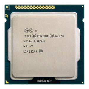 پردازنده مرکزی اینتل سری Ivy Bridge مدل Pentium G2020 Tray
