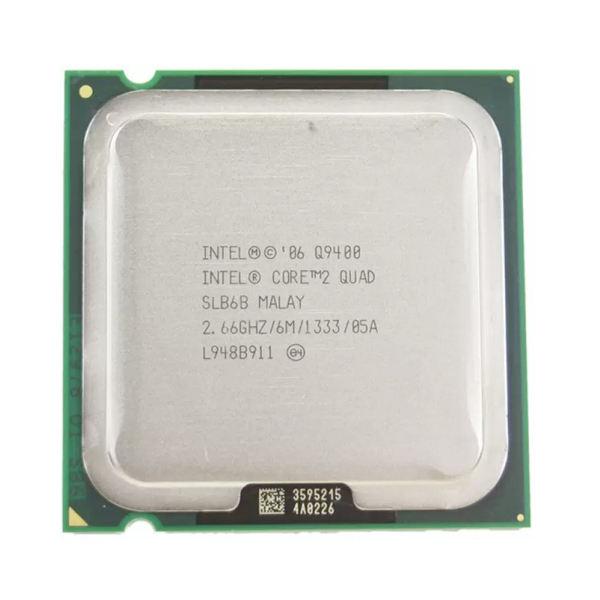 پردازنده مرکزی اینتل سری Core 2 Quad مدل Q9400 try