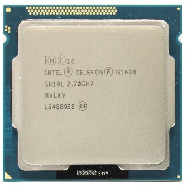 پردازنده مرکزی اینتل سری Ivy Bridge مدل G1620