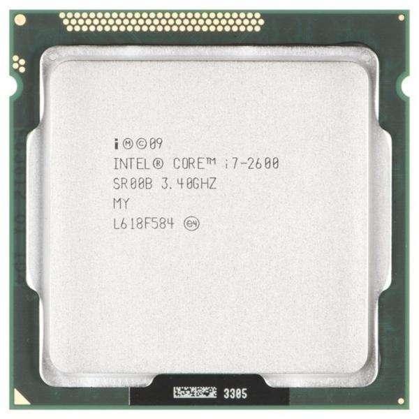 پردازنده مرکزی اینتل سری Sandy Bridge مدل Core i7-2600