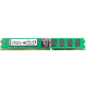 رم دسکتاپ کینگستون DDR3 تک کاناله 1600 مگاهرتز CL11 مدل KVR ظرفیت 2 گیگابایت