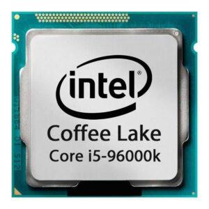 پردازنده مرکزی اینتل سری Coffee Lake مدل Core i5-9600k