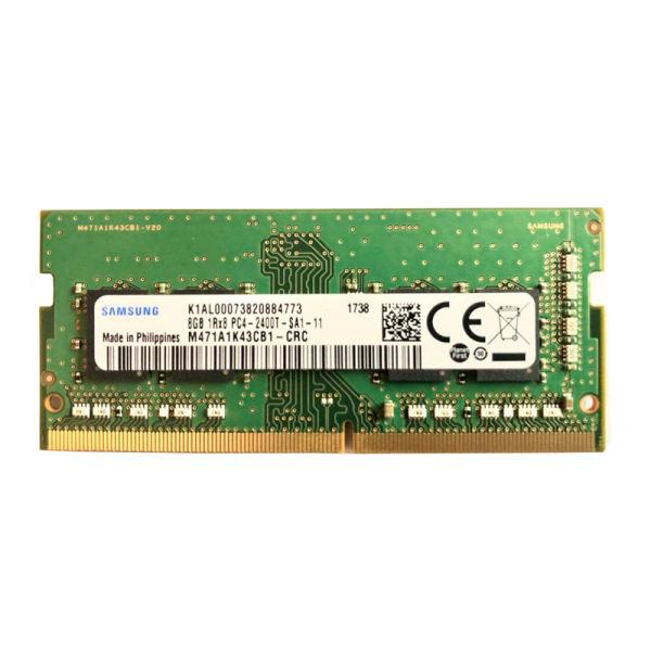 رم لپ تاپ DDRR4 تک کاناله 2400 مگاهرتز CL17 سامسونگ مدل 2400MZ ظرفيت 8گيگابايت