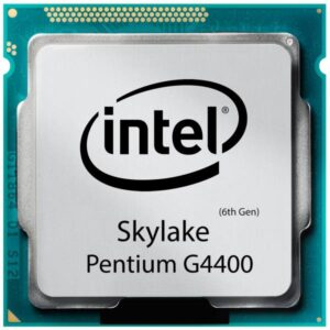 پردازنده مرکزی اینتل سری Skylake مدل Pentium G-4400 تری