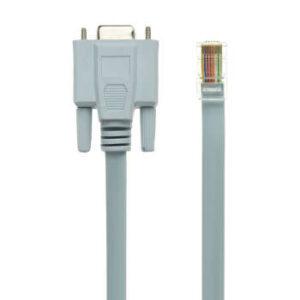 کابل تبدیل VGA به RJ45 سویز کد 08 طول 1.5 متر