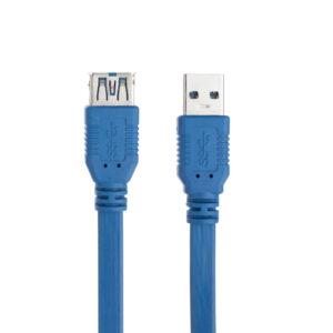 کابل افزایش طول USB 3.0 سویز کد 32 طول 0.5 متر