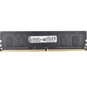 رم دسکتاپ DDR4 تک کاناله 2400 مگاهرتز کینگستون ظرفیت 4 گیگابایت