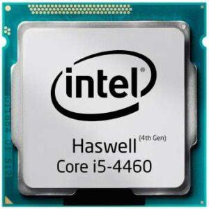پردازنده مرکزی اینتل سری Haswell مدل Core i5-4460 تری