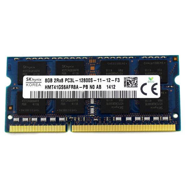 رم لپ تاپ اسکای هاینیکس مدل DDR3 12800S MHz ظرفیت 8 گیگابایت