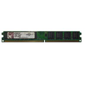 م دسکتاپ DDR2 تک کاناله 800 مگاهرتز CL5 کینگستون مدل KVR800D2N6/2G-SP ظرفیت 2 گیگابایت