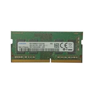 رم لپ تاپ DDR4 تک کاناله 2400 مگاهرتز سامسونگ مدل M471A5244CB0 ظرفیت 4 گیگابایت