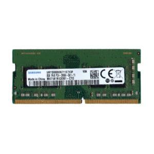 رم لپ تاپ DDR4 تک کاناله 2666 مگاهرتز CL11 سامسونگ مدل PC4 ظرفیت 8 گیگابایت
