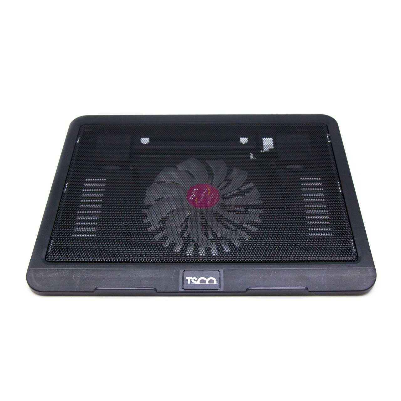 تصویر فن لپ تاپ TSCO TCLP-3000 + گارانتی TSCO TCLP-3000 Notebook Cooling Pad
