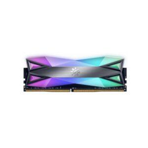رم دسکتاپ DDR4 تک کاناله 3600 مگاهرتز CL16 ای دیتا ایکس پی جی مدل GAMMIX D60 ظرفیت 8 گیگابایت