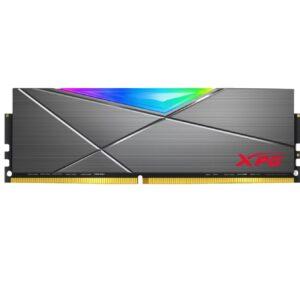 رم دسکتاپ DDR4 تک کاناله 4133 مگاهرتز CL19 ای دیتا ایکس پی جی مدل SPECTRIX D50 ظرفیت 8 گیگابایت