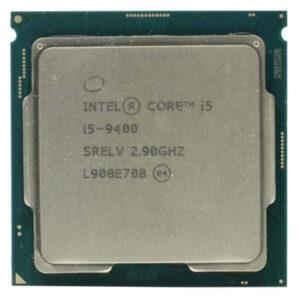 پردازنده مرکزی اینتل مدل Core i5-9400 تری