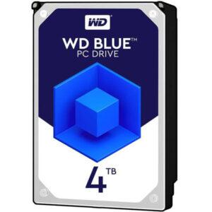 هارددیسک اینترنال وسترن دیجیتال مدل Blue WD40EZAZ ظرفیت 4 ترابایت