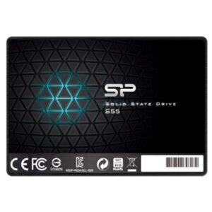 اس اس دی اینترنال SATA3.0 سیلیکون پاور مدل Slim S55 ظرفیت 480 گیگابایت