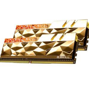 رم دسکتاپ DDR4 دو کاناله 4000 مگاهرتز CL18 جی اسکیل مدلTRIDNTZ ROYAL LITE ظرفیت 64 گیگابایت