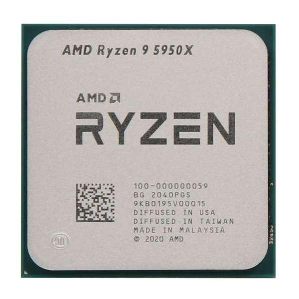 پردازنده مرکزی ای ام دی سری Ryzen 9 مدل 5950X
