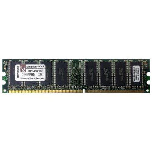 رم دسکتاپ DDR تک کاناله 400 مگاهرتز CL3 کینگستون مدل KVR400X64C3A ظرفیت 1 گیگابایت