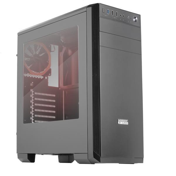 کیس کامپیوتر گرین مدل Z1