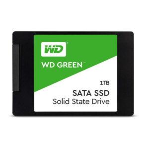 حافظه SSD وسترن دیجیتال مدل GREEN WDS1TB2G0A ظرفیت 1 ترابایت