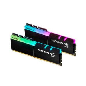 رم دسکتاپ DDR4 دو کاناله 3000 مگاهرتز CL16 جی اسکیل سری TRIDENT Z RGB ظرفیت 16 گیگابایت بسته دو عددی